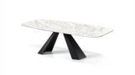 Modern Furniture Brands, Cattelan, ELIOT KERAMIK TABLE