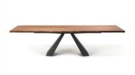 Modern Furniture Brands, Cattelan, ELIOT WOOD TABLE