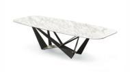 Modern Furniture Brands, Cattelan, SKORPIO KERAMIK TABLE