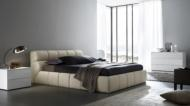 Modern Furniture Brands, Rossetto, CLOUD BEIGE BED