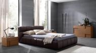 Modern Furniture Brands, Rossetto, CLOUD BROWN BED