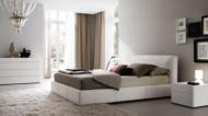 Modern Furniture Brands, Rossetto, TOUCH WHITE BED